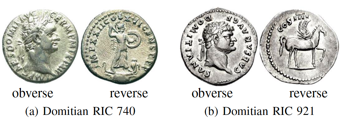 Discovering Characteristic Landmarks on Ancient Coins – seqamlab